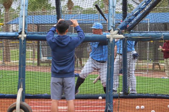 [画像] 【MLB】筒香嘉智はメジャーでも長距離砲なのか? レイズ打撃Cに聞く「パワーもあるが…」