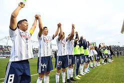 【横浜|回顧録】初めて首位に立ったあの日、喜田拓也は何を語ったか