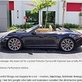 ポルシェはネズミにとっても魅力的!?(画像は『TimesLIVE 2019年8月13日付「Rat causes R154,000 damage to Porsche」(Image: Marino Performance Motors)』のスクリーンショット)