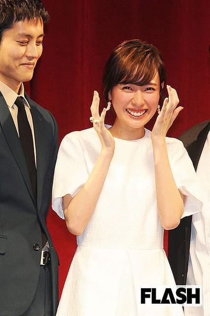松坂 桃李 結婚 発表