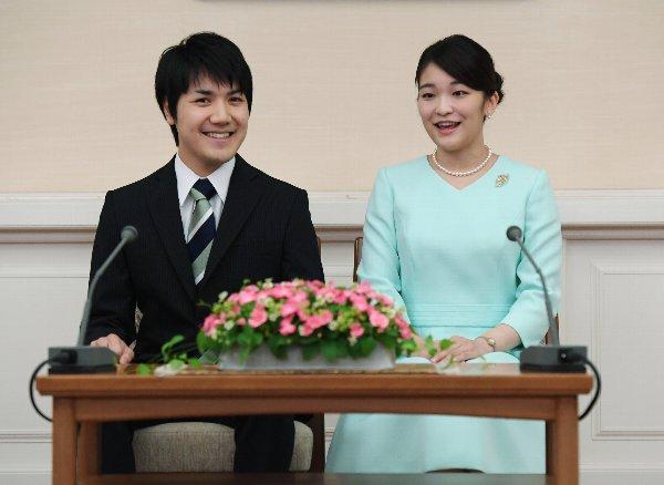 眞子 様 結婚 宣言