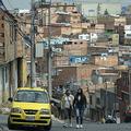 コロンビアの首都ボゴタ(2021年1月18日撮影、資料写真)。(c)Raul ARBOLEDA / AFP