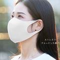夏用の接触冷感マスク アンルーラルが6枚990円で販売