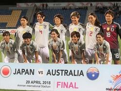 なでしこジャパンのアメリカ遠征全3試合のテレビ放送が決定