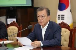 韓国人の誇りである「漢江の奇跡」を削除したのはなぜか(EPA=時事)
