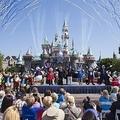 世界のディズニーパークが閉鎖中 Photo by Paul Hiffmeyer/Disneyland Resort via Getty Images