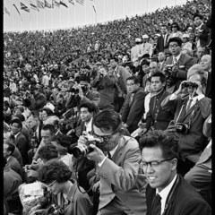 """シャネル""""東京の過去といま""""を捉えたレイモン ドゥパルドン写真展を銀座で開催"""