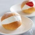 SNSで話題のスイーツパンがおうちで簡単に作れる!クリームたっぷり♡「マリトッツォ」
