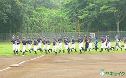 【春日学園少年野球クラブ】練習は週に半日、新しい形を目指す少年野球チーム(前編)