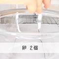 【電子レンジ2分】簡単ロールケーキの作り方