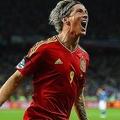 スペイン代表で輝かしいキャリアを残したFWトーレス【写真:Getty Images】