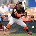 MLBではジャイアンツなどに在籍したヤンハービス・ソラーテ【写真:Getty Images】