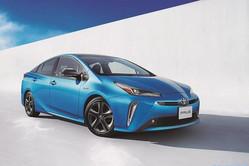 欧州で電動車の販売比率が高まっている(プリウス)