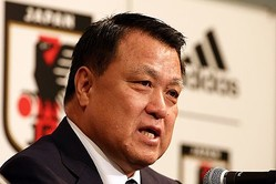 新型コロナ陽性のJFA田嶋会長が退院を報告「皆様に心より御礼申し上げます」