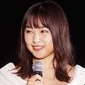 桜井日奈子がイベントで胸元ざっくりドレスを着用「スリルがありました」