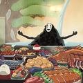 「千と千尋の神隠し」の場面写真(スタジオジブリ提供)
