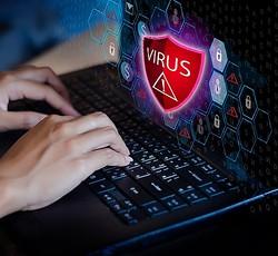 ウイルス感染のノートPC、1億円超で落札