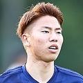 日本代表の浅野拓磨 photo/Getty Images