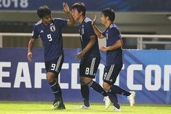 攻撃陣が躍動して5得点! 手を緩めずにイラクに快勝した日本だが、「次からが本番」と語る影山監督のもと、万全の態勢で準々決勝に臨む。 写真:佐藤博之