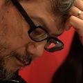 庵野秀明監督に密着したNHK総合『プロフェッショナル 仕事の流儀』の場面カット (C)NHK