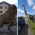 Google検索で恐竜のAR撮影が可能に ジュラシック・ワールドから10種登場