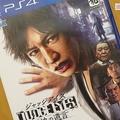 PlayStation4用ソフト『JUDGE EYES:死神の遺言』のパッケージ/筆者撮影