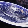 急激に関心を集める「地球平面説」主張やメッセージが広く拡散