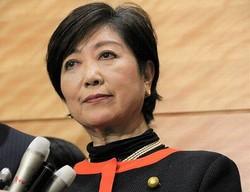 状況次第で「東京都独自の緊急事態宣言を出す」と語った小池百合子都知事