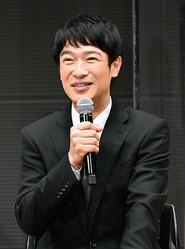 主演を務める日曜劇場「半沢直樹」の制作発表に出席した堺雅人。7カ月の長丁場となった撮影を完走(C)TBS