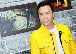 いつだって最高なドニー・イェン  - Visual China Group via Getty Images