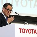 トヨタの負債は他企業と何が違うのか(時事通信フォト)