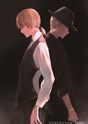 LIVE THEATER「Royal Scandal〜秘恋の歌姫(ディーヴァ)〜」ビジュアル