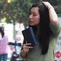 9日、環球網は、「日本人女性に道を教える南京市民の動画がネットにアップされ、これに日本メディアが関心を寄せた」と報じた。写真は動画のキャプチャー画像。