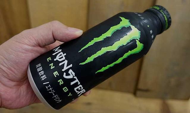 エナジー大盛り!本日発売『モンスターエナジー ボトル缶473ml』最速試飲レビュー