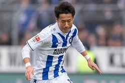 元日本代表MF山田が磐田に完全移籍 ドイツから古巣復帰「精一杯やりたい」