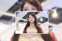 中国企業はこのたび、人工知能(AI)を持つ女性ロボット「AI嫁」を開発した(大紀元資料)