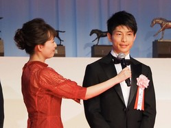【JRA賞】森一馬騎手「前人未到の20勝をあげたい」最優秀障害騎手