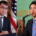 将来の首相候補としてライバル関係の河野太郎氏と小泉進次郎氏を比較