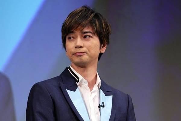 [画像] 松本潤1人だけの予行演習 多忙メンバー代表し何度も新国立へ