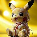 すべて手作業!伝統工芸にピカチュウが登場 可愛く仕上がりました。(C)Nintendo・Creatures・GAME FREAK・TV Tokyo・ShoPro・JR Kikaku (C)Pokémon