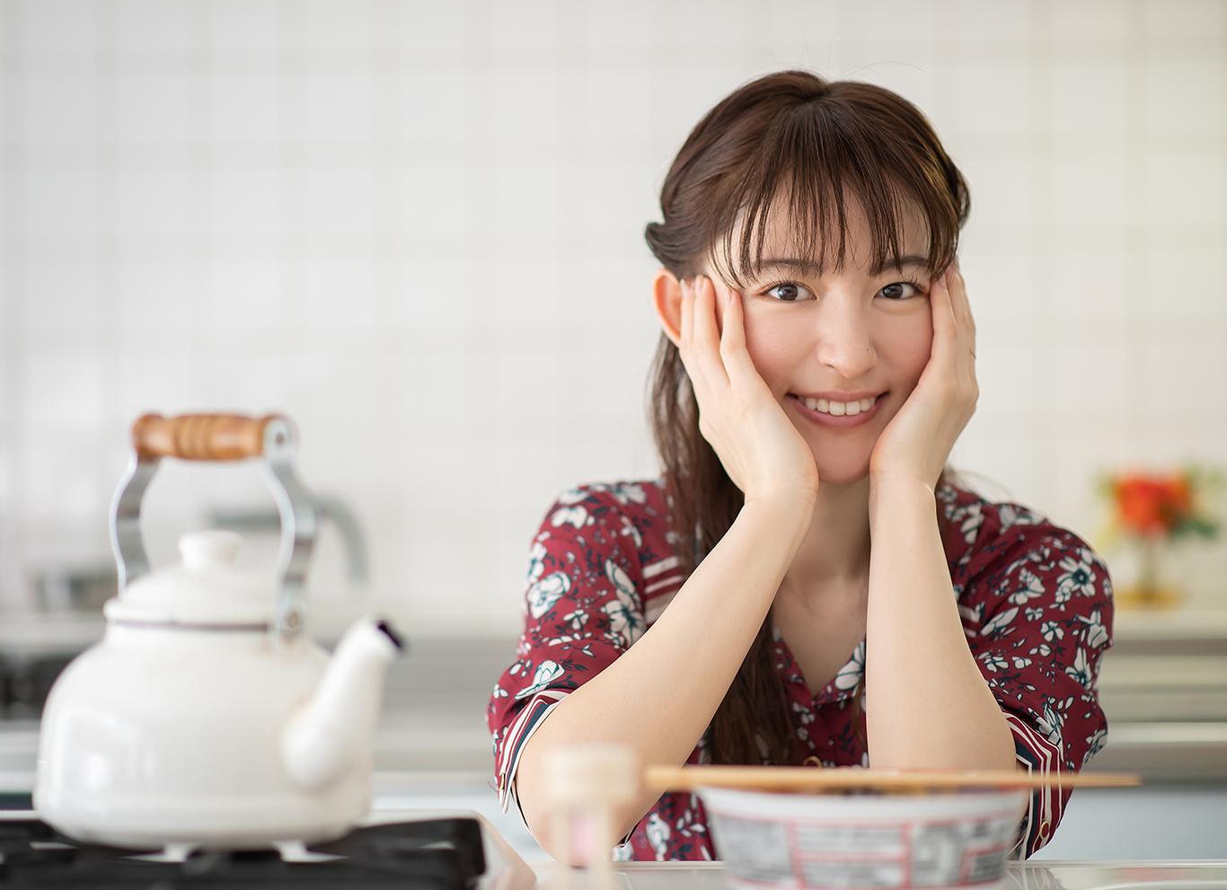 止まらないカップ麺への愛。声優・小松未可子が2019年に食べておいしかった10選