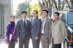 アクションシーンがたびたび話題になった「CRISIS—」から演出の鈴木浩介と白木啓一郎が受賞/(C)カンテレ