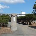 秋田県立金足農業高等学校(掬茶さん撮影、Wikimedia Commonsより)