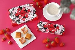【手土産にも】資生堂パーラー「いちごのチーズケーキ」は今だけ食べられる逸品♪