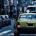 タクシー運転手のあおり対策
