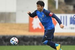 新シーズンはキャプテンを谷口彰悟に譲った小林悠。写真:徳原隆元
