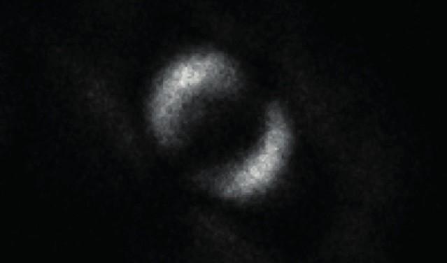 「量子もつれ」の様子を初めて捉えた画像、グラスゴー大学研究チームが公開