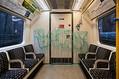 バンクシーと知らずに消去 ロンドンの地下鉄の清掃員ら