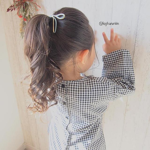 子供 式 髪型 卒 園 卒園する子供の髪型は自宅でセット!女の子に人気な髪型のご紹介!