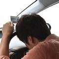 車検切れの車を運転するのは重大な違反 30日の免許停止処分に